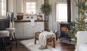 Rustic Home Decor Cabin Mountain Woods